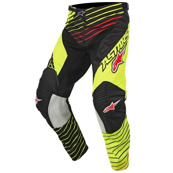 Alpinestars Racer Braap S7 Pants Men's Motocross Pants Alpinestars Yellow/Black 28