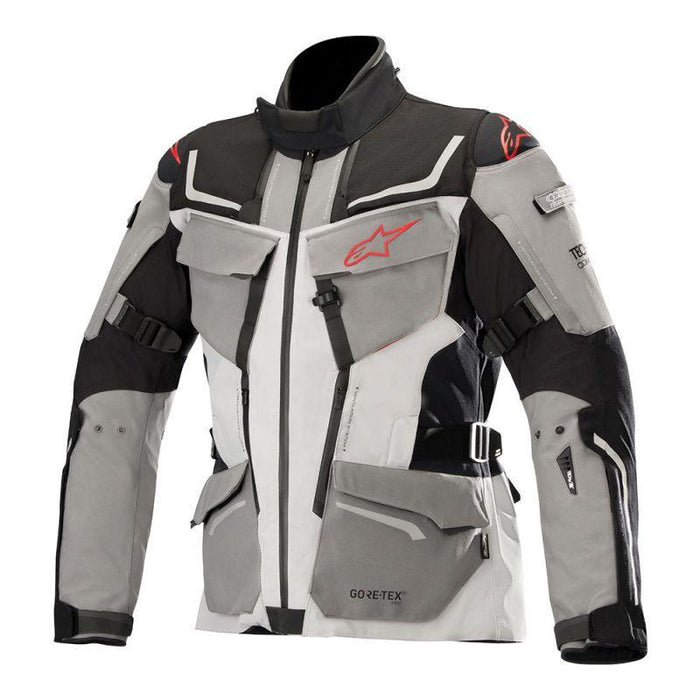 Alpinestars Revenant Gore-Tex® Pro Tech-Air® Airbag Compatible Jackets Men's Motorcycle Jackets Alpinestars Black/Mid Gray/Anthracite/Red L