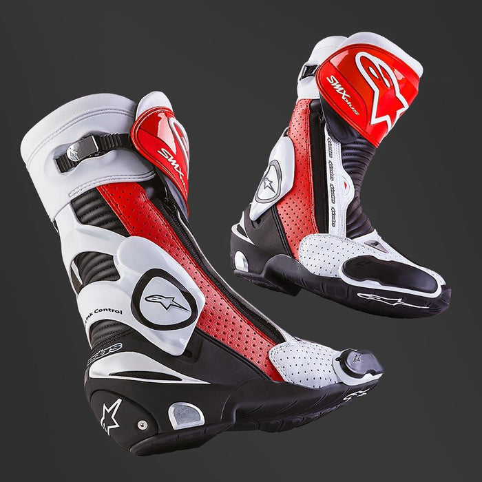 Alpinestars SMX Plus Boots Men's Motorcycle Boots Alpinestars