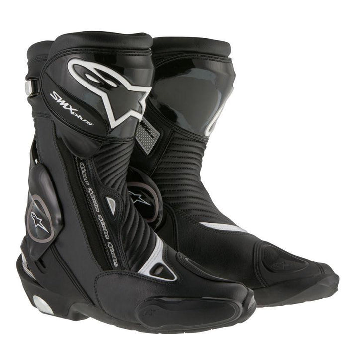 Alpinestars SMX Plus Boots Men's Motorcycle Boots Alpinestars Black 36