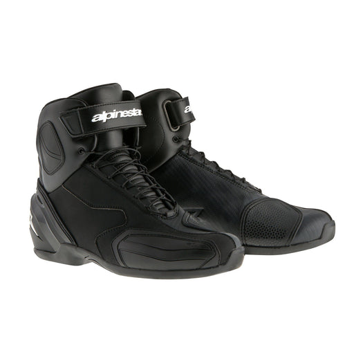 Alpinestars SP-1 Shoe in Black Men's Motorcycle Boots Alpinestars