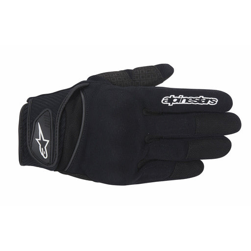 Alpinestars Spartan Gloves Men's Motorcycle Gloves Alpinestars Black S