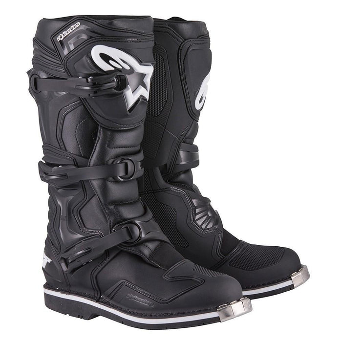 Alpinestars Tech 1 Motocross Boot in Black Motocross Boots Alpinestars
