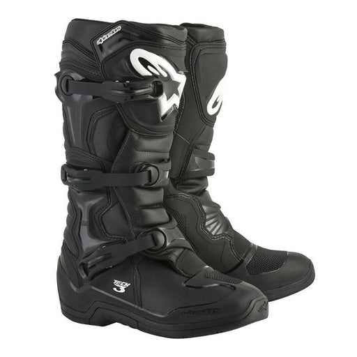 Alpinestars Tech 3 Boots Motocross Boots Alpinestars Black 5