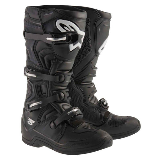 Alpinestars Tech 5 Boots Motocross Boots Alpinestars Black 5