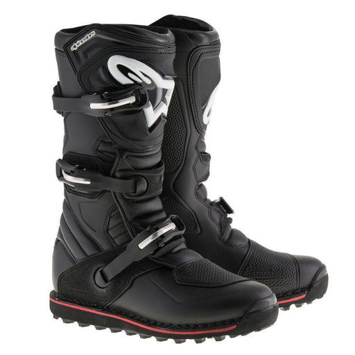 Alpinestars Tech T Boots Motocross Boots Alpinestars Black/Red 5