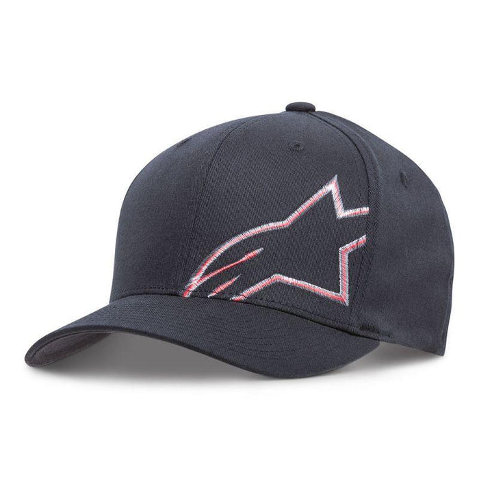 Alpinestars Trans Corp Hats Men's Casual Alpinestars Black S/M