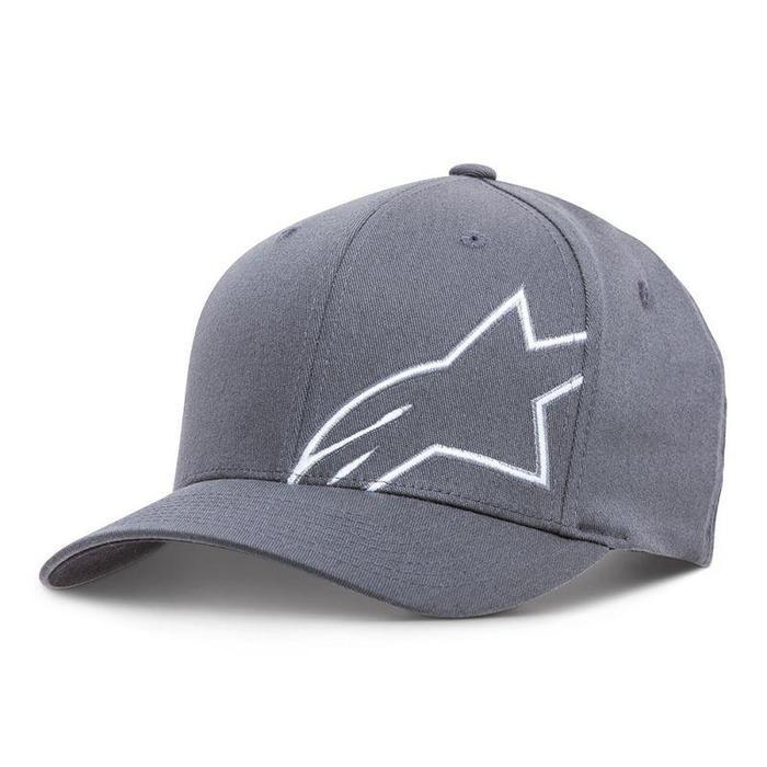 Alpinestars Trans Corp Hats Men's Casual Alpinestars Charcoal S/M