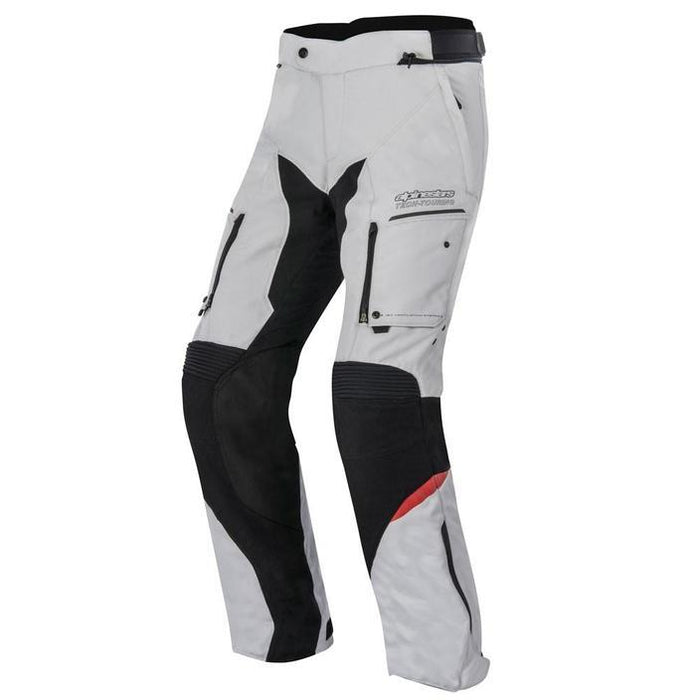 Alpinestars Valparaiso 2 Drystar® Pants Men's Motorcycle Pants Alpinestars Light Grey/Black S