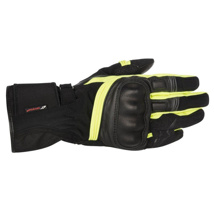 Alpinestars Valparaiso Drystar® Gloves Men's Motorcycle Gloves Alpinestars Black/Yellow S