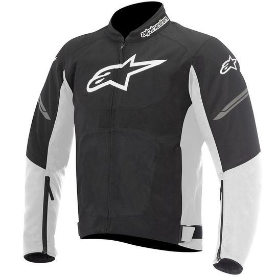 Alpinestars Viper Air Textile Jackets Men's Motorcycle Jackets Alpinestars Black/White S