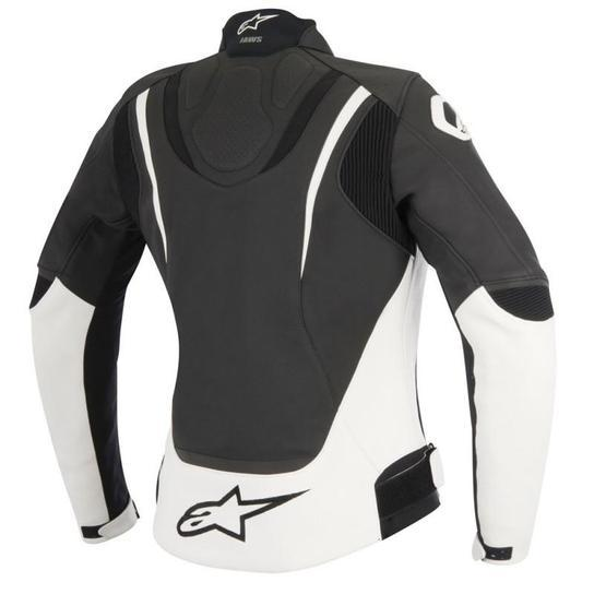 Alpinestars Women's Stella Jaws Leather Jackets Women's Motorcycle Jackets Alpinestars