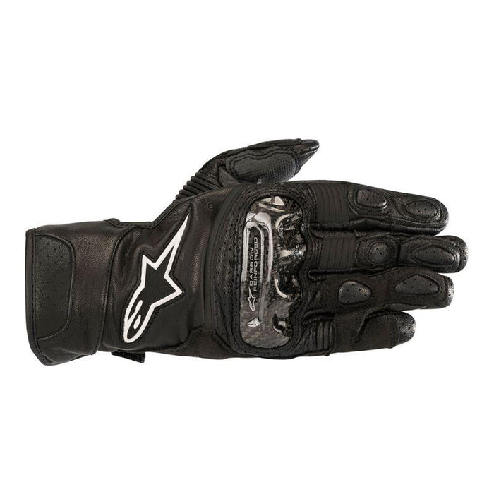 Alpinestars Women's Stella SP-2 V2 Gloves Women's Motorcycle Gloves Alpinestars Black XS
