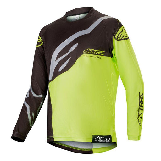 Alpinestars Youth Racer Factory Jersey Youth Motocross Jerseys Alpinestars