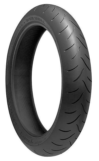 BRIDGESTONE BATTLAX BT-016 PRO HYPERSPORT FRONT Motorcycle Tires Bridgestone