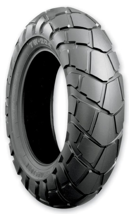 BRIDGESTONE TW204 OEM REAR Motorcycle Tires Bridgestone