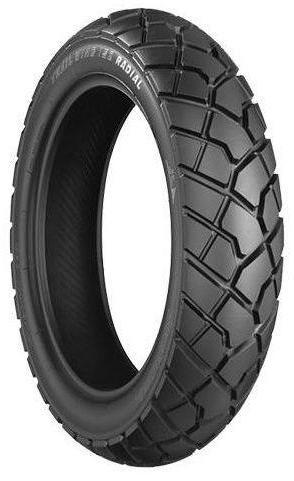 BRIDGESTONE TW22 OEM REAR Motorcycle Tires Bridgestone