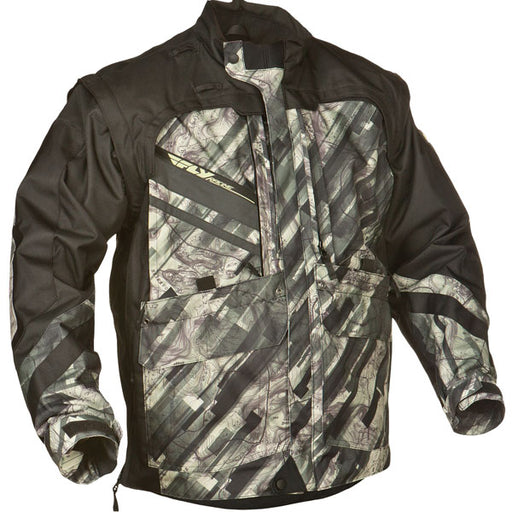 FLY RACING Men's Patrol Jacket Camo - SIZE LARGE, LAST ONE!