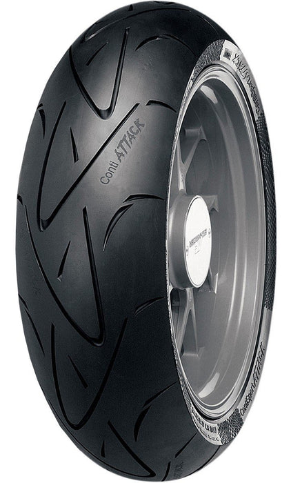 CONTINENTAL CONTI SPORT ATTACK OEM REAR Motorcycle Tires Continental