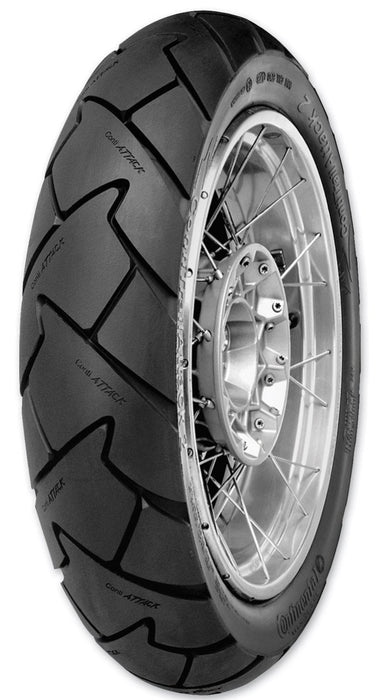 CONTINENTAL TRAIL ATTACK 2 OEM REAR Motorcycle Tires Continental
