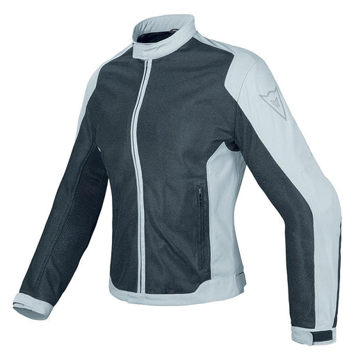 Dainese G. Air Flux D1 Tex Lady Jacket Women's Motorcycle Jackets Dainese BLACK/HIGH-RISE 38