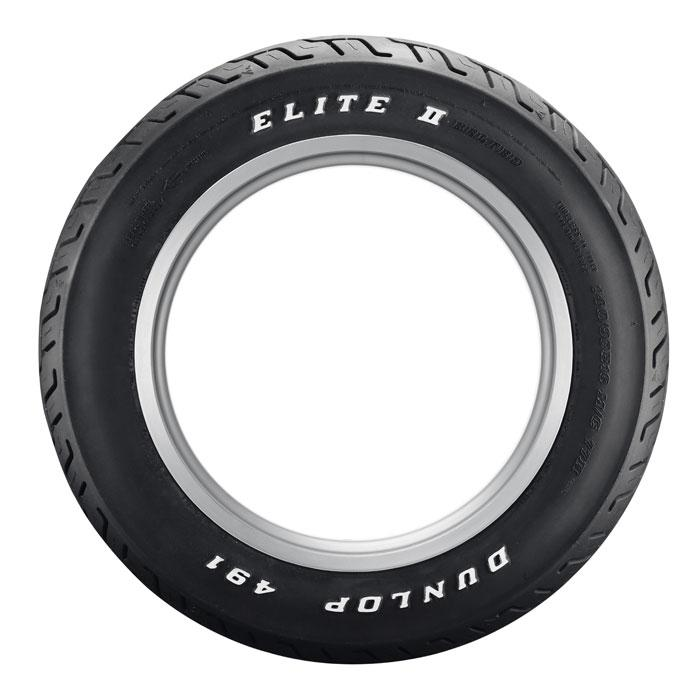 DUNLOP 419 ELITE II OEM REPLACEMENT REAR Motorcycle Tires Dunlop