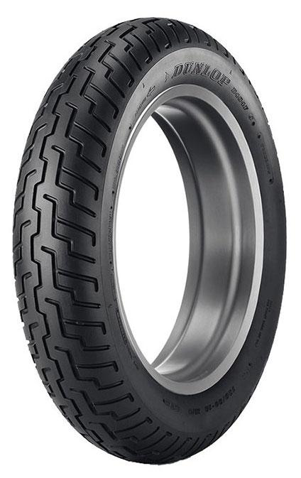 DUNLOP D404 OEM REPLACEMENT FRONT Motorcycle Tires Dunlop
