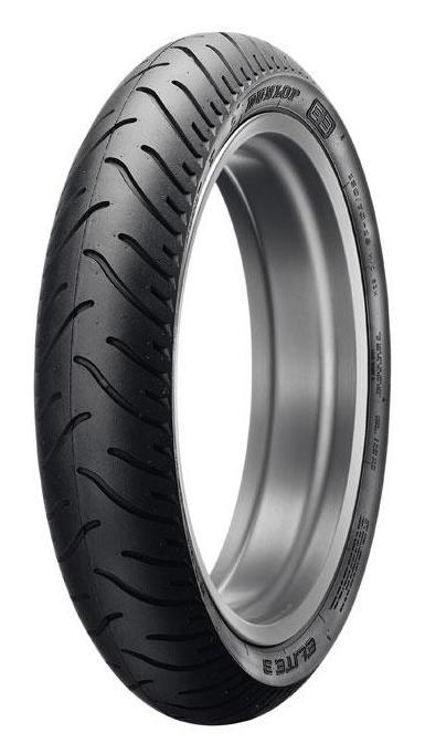 DUNLOP ELITE 3 OEM REPLACEMENT FRONT Motorcycle Tires Dunlop