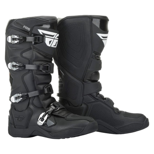 Fly Racing FR5 MX Boots in Black