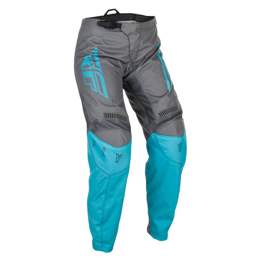 Fly Racing Women's F-16 Pants inGrey/Blue