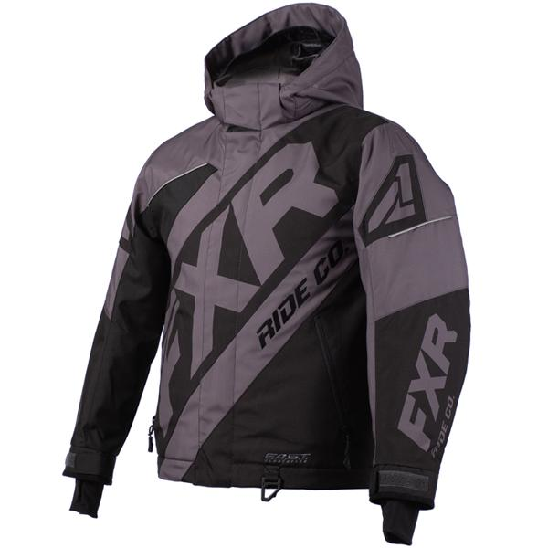 FXR Child/Youth CX Jackets Child & Youth Snowmobile Jackets FXR Black Ops Child 2