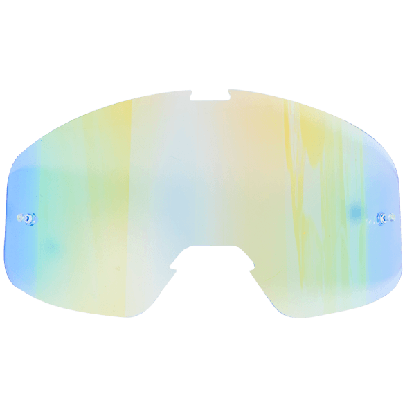 FXR Core/Boost XPE Single Lens Blue Sapphire Motocross Goggles FXR