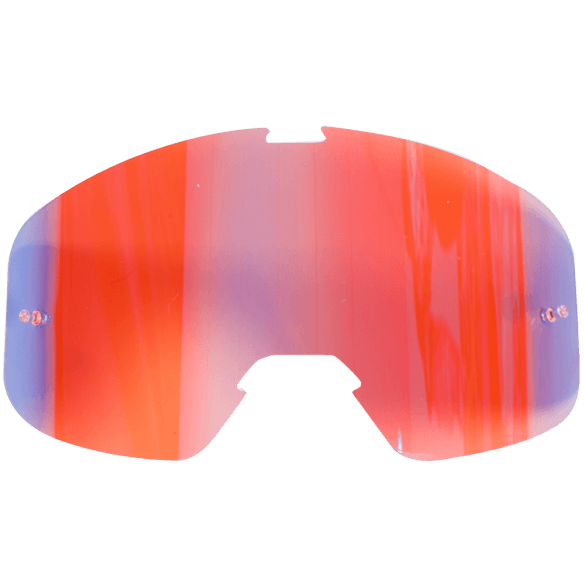 FXR Core/Boost XPE Single Lens Crimson Sapphire Motocross Goggles FXR