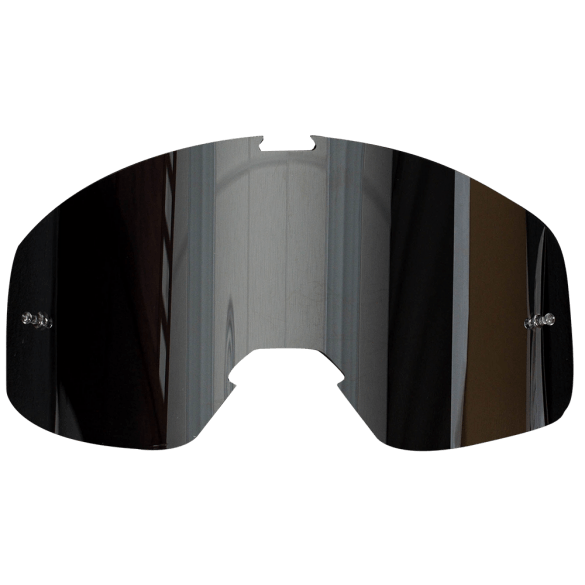 FXR Core/Boost XPE Single Lens Platinum Motocross Goggles FXR