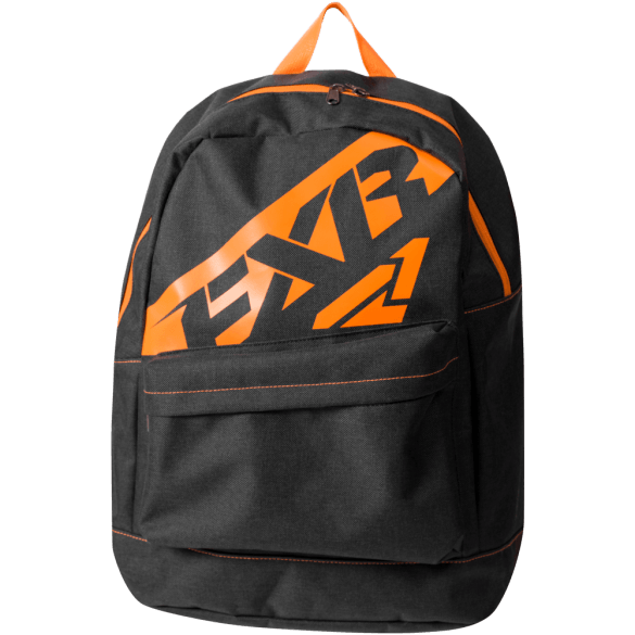 FXR Holeshot Bag Char/Orange Snowmobile Accessories FXR