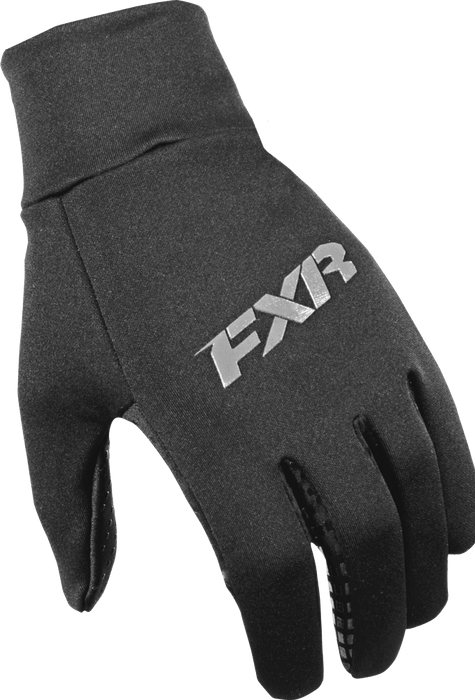FXR M Black Ops Glove Black Men's Snowmobile Gloves FXR