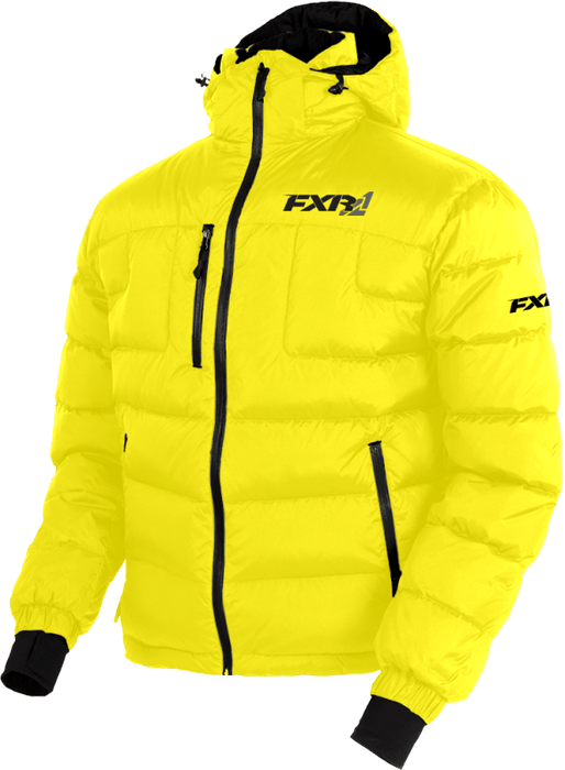 FXR M Elevation Down Jacket Yellow Men's Casual FXR