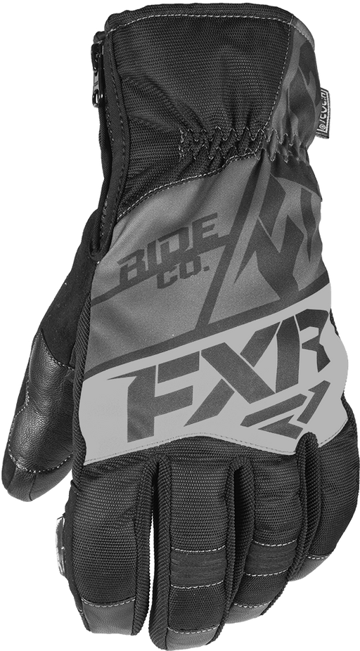 FXR M Fuel Short Glove Black Ops Men's Snowmobile Gloves FXR
