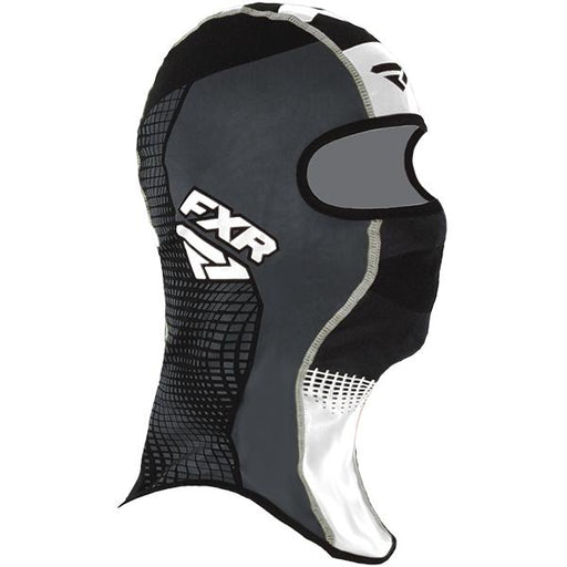 FXR Shredder Tech Balaclava Balaclavas FXR Black/Charcoal/White S