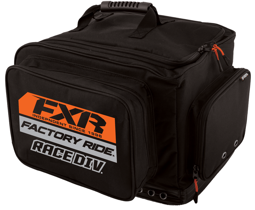 FXR Ultimate Helmet Bag Black Snowmobile Accessories FXR