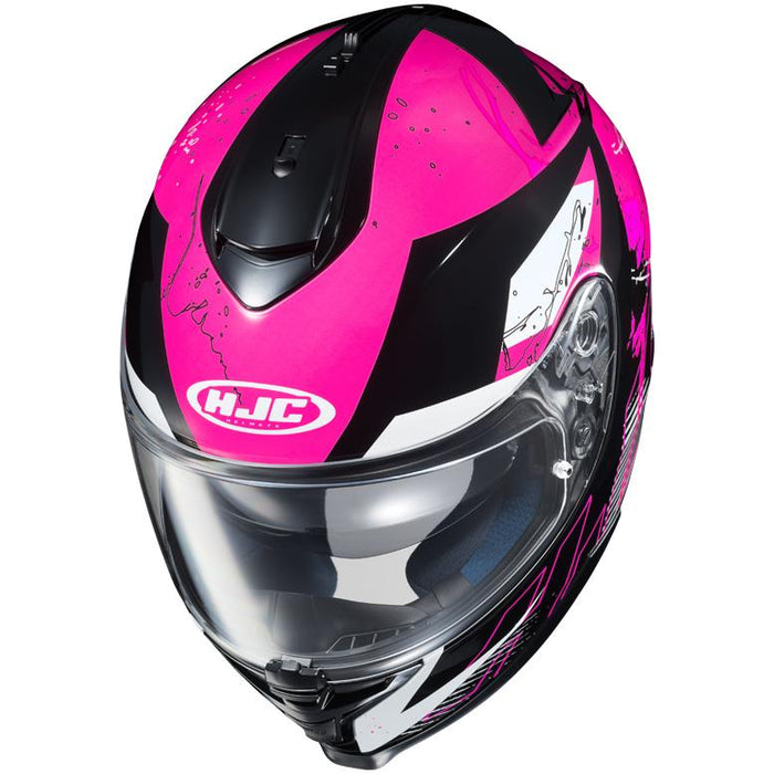 HJC IS-17 Blur Helmet Motorcycle Helmets HJC