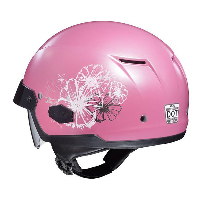 HJC IS-Cruiser Blush Helmets Motorcycle Helmets HJC