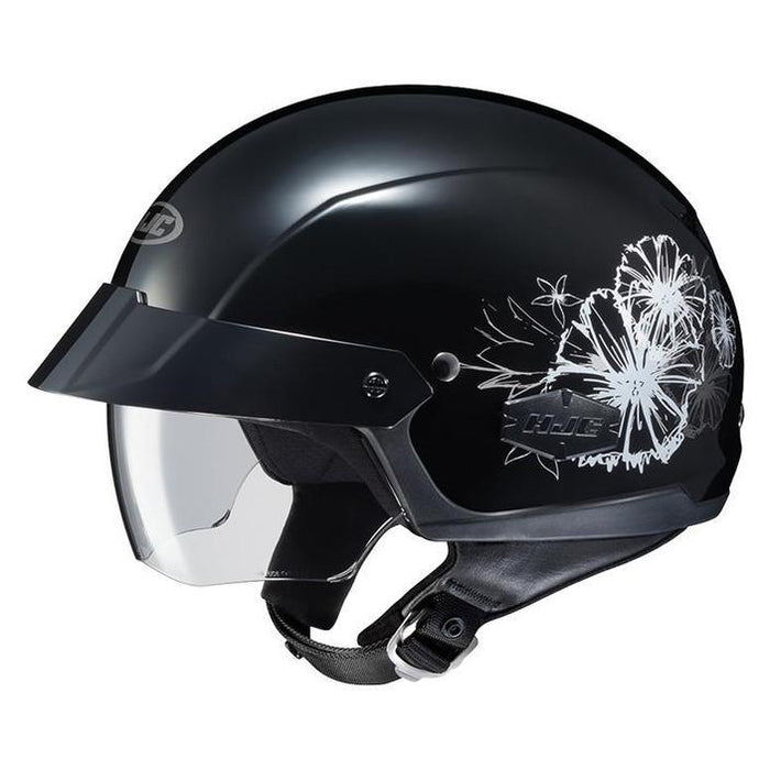 HJC IS-Cruiser Blush Helmets Motorcycle Helmets HJC Black XS