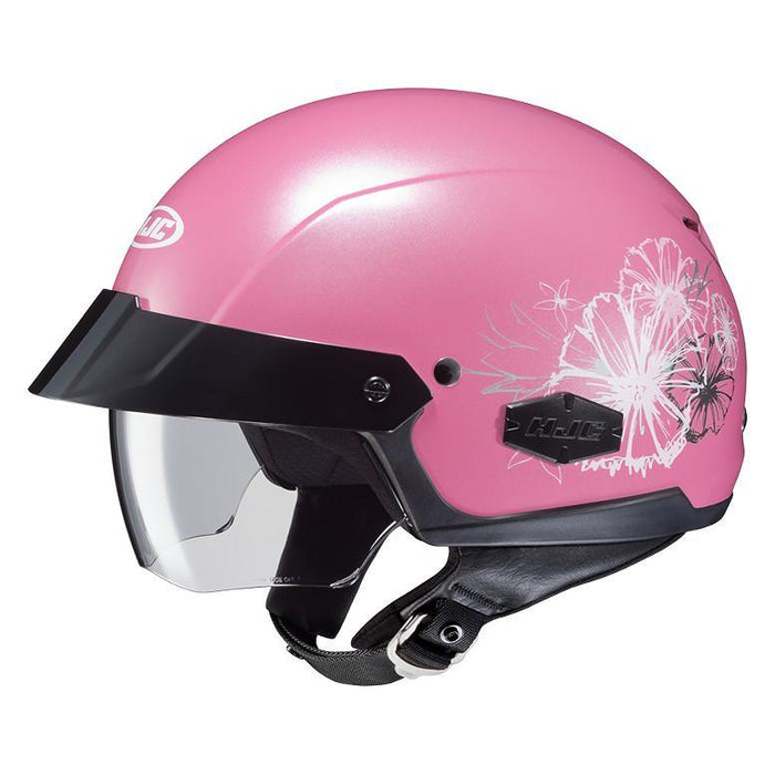 HJC IS-Cruiser Blush Helmets Motorcycle Helmets HJC Pink XS