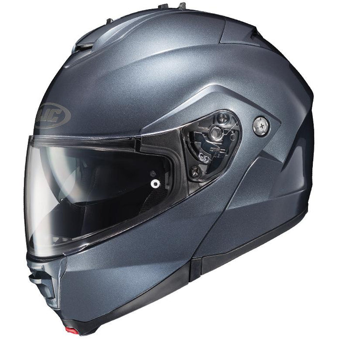 HJC IS-MAX 2 Solid Helmets Motorcycle Helmets HJC Anthracite XS