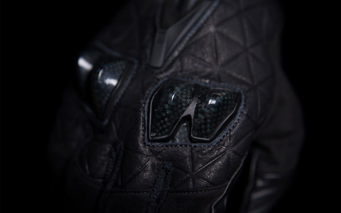 Icon 1000 Akromont Gloves Men's Motorcycle Gloves Icon