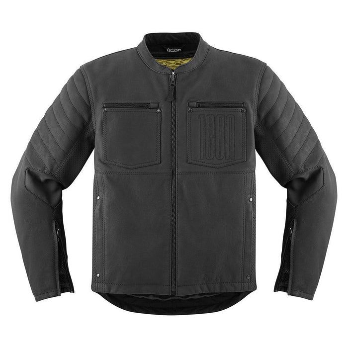 Icon 1000 Axys Leather Jacket Men's Motorcycle Jackets Icon