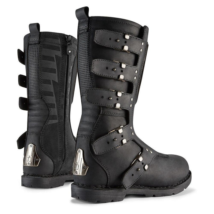 ICON 1000 ELSINORE HP Boots Men's Motorcycle Boots Icon