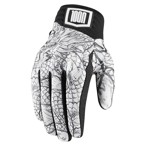Icon 1000 Luckytime Gloves Men's Motorcycle Gloves Icon