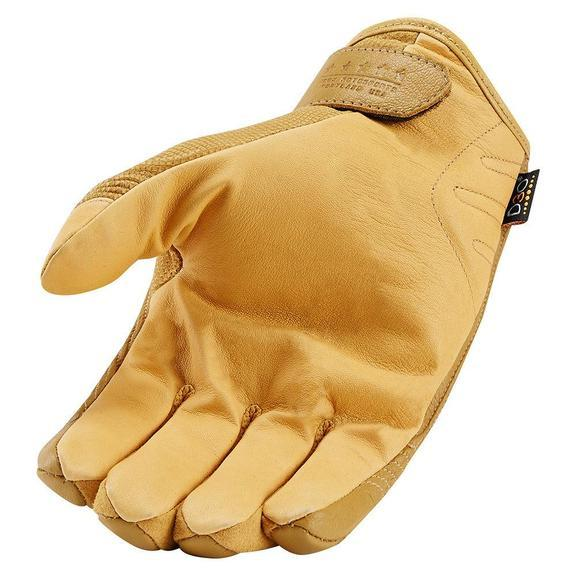 Icon 1000 Retrograde Gloves Men's Motorcycle Gloves Icon